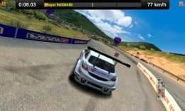 Race Of Champions:家庭用ゲーム機並の滑らかな3Dグラフィック!