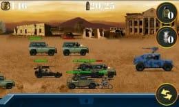 Warzone Getaway Shooting Game:豊富な武器で装甲車を守れ!