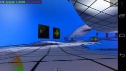 Velox 3D:矢印に沿って走りましょう(人´∀`)