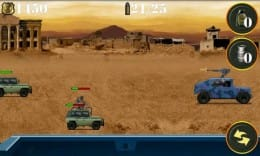 Warzone Getaway Shooting Game
