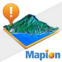 地図マピオン+3D
