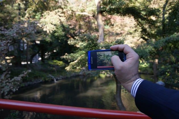 撮影する時の基本はカメラ(スマートフォン)を固定すること!
