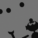 ゲームウオッチ「ボール」もどき(GWB)