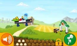 LEGO® App4+:コインを集めてレゴブロックをゲット!