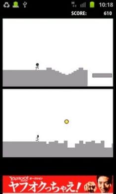 2脳(棒人間アクションゲーム)