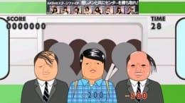 七三職人:みんなの髪を七三に。
