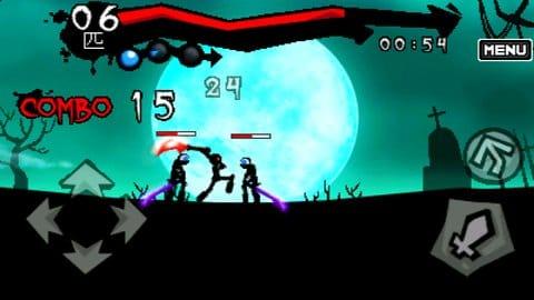 ダークブレイド:何も考えず攻撃してるだけでも遊べるのでアクション苦手な人にオススメ!