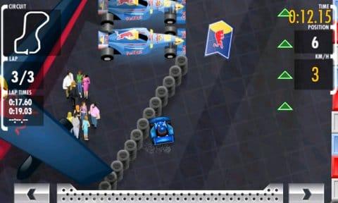 Red Bull Kart Fighter WT:クオリティは高いけど、フリーズしてしまうのが残念。