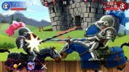 Shake Spears!:騎士同士の一騎打ちというかなり熱いシチュエーション!