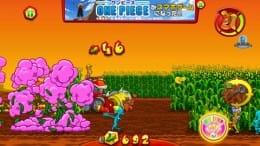 Farm Invasion USA:逃げるやつは宇宙人だ。逃げないやつはよく訓練された宇宙人だ。