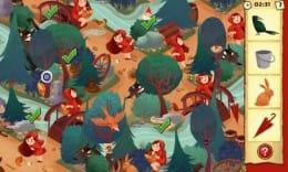 Red Riding Hood Hidden Stories:童話の世界から隠されたものをみつけよう!