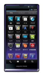 AQUOS PHONE Xx 106SH