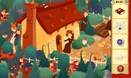 Red Riding Hood Hidden Stories:ポイント2
