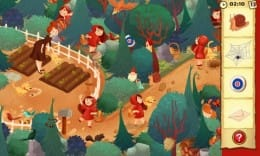 Red Riding Hood Hidden Stories:ポイント3