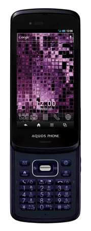 AQUOS PHONE SL IS15SH