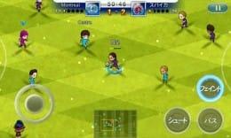 サッカースーパースターズ2012:2Dサッカーでは一番おもしろい。