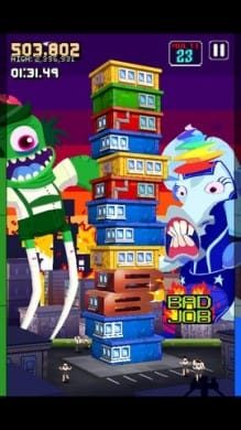Monsters Ate My Condo:ポイント1