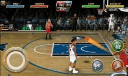 NBA JAM by EA SPORTS™:ポイント1
