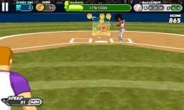 フリック・ベースボール:ポイント1