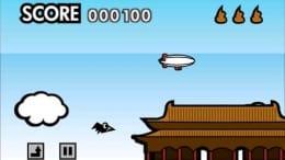 カラスと鳥かごときどきウンコ:ウ○コをされる前にカラスを捕まえよう!