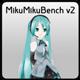 『MikuMikuBench』~あざとい!かわいい!Lat式初音ミクがスマートフォンで見れるアプリ~