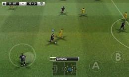 ウイニングイレブン2012:大迫力のサッカーを楽しめる。
