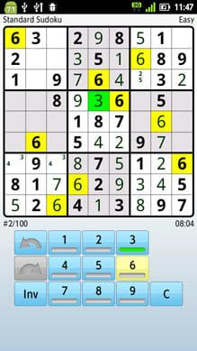 数独 Super Sudoku