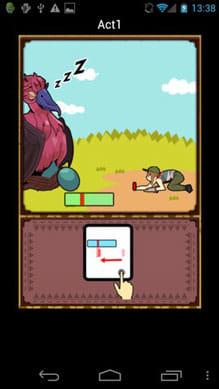 狩りん島 ~ひとつなぎのレシピ~:ミニゲームの数はかなり豊富だ。