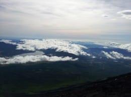 富士登山に挑戦!