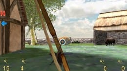Longbow - Archery 3D Lite:ポイント4