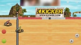 Mad Skills Motocross:ポイント1