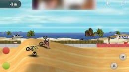Mad Skills Motocross:ポイント3