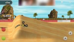 Mad Skills Motocross:ポイント5