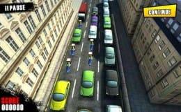 Traffic Panic London:接触スレスレの交通整備は冷や汗もの!