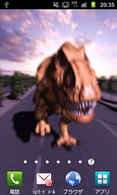T.REX Trial:ティラノサウルスが追いかけてくる!