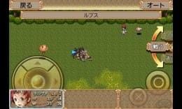 RPG クロスハーツアルカディア - KEMCO:願いを叶える精霊を神殿へ連れて行こう。