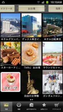 東京 観光&スイーツ ~旅街道シリーズ~
