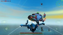 BOMBSHELLS: HELL'S BELLES:自機も敵機もカッチョええ!超美麗3Dグラフィックの戦闘機シューティング。