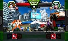 ベン10・アルティメット・エイリアン:ゼノドローム:海外アニメ「BEN 10」のキャラが登場するバトルゲーム。