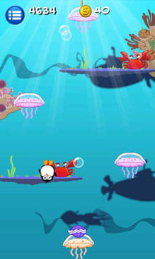 Jelly Jump:ポイント2