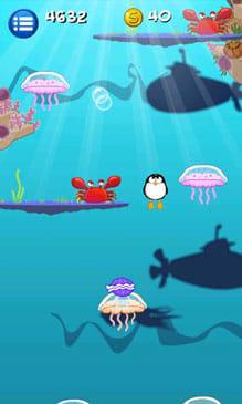 Jelly Jump:ポイント3