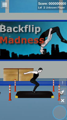 Backflip Madness Demo:ポイント2