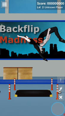 Backflip Madness Demo:ポイント3