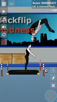 Backflip Madness Demo:ポイント5