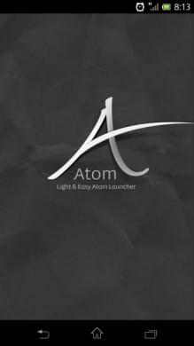アトムランチャー (Atom Launcher)