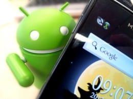 Androidの隠れた小ネタ
