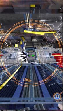 ザクソン エスケープ Zaxxon Escape:片手で縦持ち、気軽に遊べる3Dアクション。