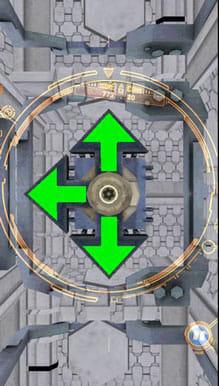 ザクソン エスケープ Zaxxon Escape:ポイント2