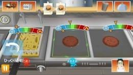 料理の達人‐ オーダーアップ:肉を焼いて、ポテトを揚げて、ジュースを入れて、キッチンは大忙し!
