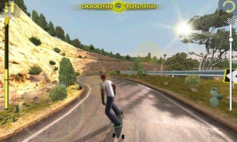 Downhill Xtreme:無料でこの臨場感はすごい。